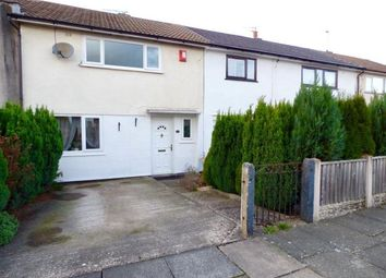 Thumbnail 2 bed terraced house for sale in Beverley Rise, Carlisle, Cumbria