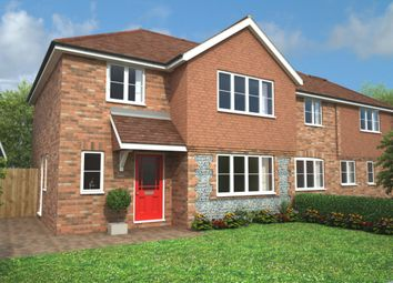 3 bed semi-detached house for sale in Manston Green Industries, Preston Road, Manston, Ramsgate CT12