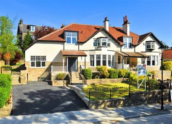 Thumbnail 5 bed semi-detached house for sale in Brunswick Drive, Harrogate, North Yorkshire