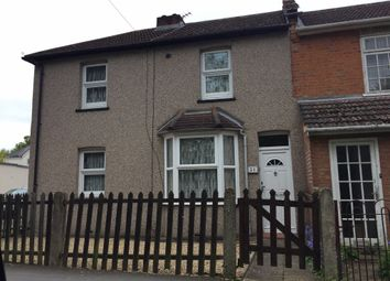 Thumbnail 3 bed end terrace house for sale in South Road, Englefield Green, Egham