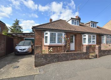 Thumbnail 2 bed semi-detached bungalow for sale in Kingswood Road, Dunton Green, Sevenoaks, Kent