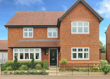 Thumbnail 5 bed detached house for sale in Meadow Close, Edleston, Nantwich