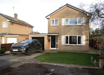 Thumbnail 3 bed detached house for sale in Gresley Avenue, Bawtry, Doncaster