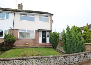Thumbnail 3 bed semi-detached house for sale in Beaumont Road, Carlisle