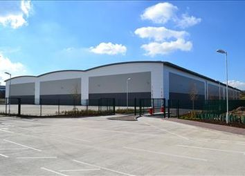 Thumbnail Land to let in Centrix Industrial & Distribution Park, Phoenix Parkway, Corby, Northants