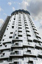 Thumbnail 3 bed flat for sale in Charrington Tower, Canary Wharf, 1 Fairmount Avenue, London E14, UK