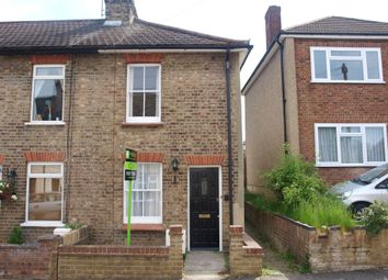 Thumbnail 2 bed end terrace house to rent in Sussex Road, Brentwood