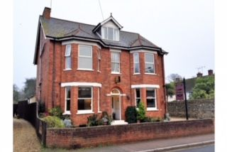 Thumbnail 12 bedroom detached house for sale in Vicarage Road, Sidmouth