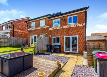 3 bed semi-detached house for sale in Fitzalan Way, Treeton, Rotherham, South Yorkshire S60