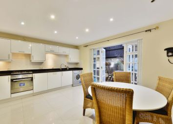 Thumbnail 3 bedroom terraced house to rent in Andover Place, Maida Vale, London
