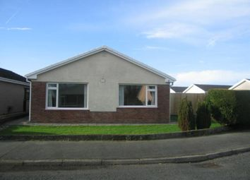 Thumbnail 3 bed detached bungalow to rent in Lindsway Park, Haverfordwest