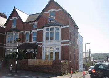 Thumbnail 2 bed flat to rent in Pencisely Road, Llandaff