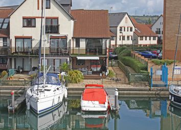 Thumbnail 3 bedroom town house for sale in Coverack Way, Port Solent, Portsmouth