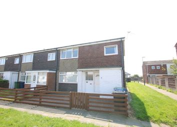 Thumbnail 3 bed terraced house to rent in Gibbons Walk, South Shields