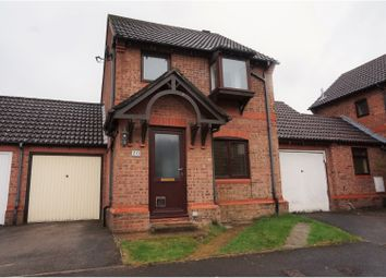 Thumbnail 3 bed link-detached house for sale in Diana Way, Corfe Mullen