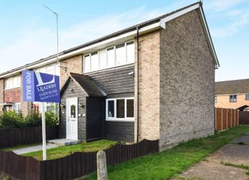 Thumbnail 3 bed end terrace house for sale in Siward Road, Witham