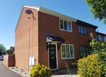 Thumbnail 2 bed semi-detached house for sale in Coriander Way, Swindon