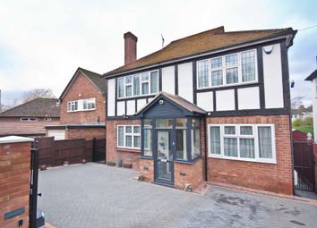 Thumbnail 4 bed detached house for sale in Gladsdale Drive, Eastcote, Pinner