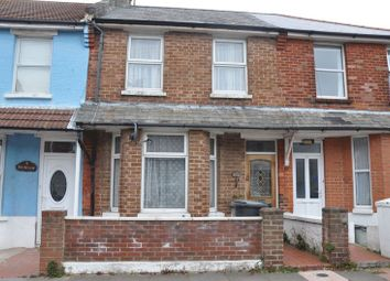 Thumbnail 2 bed terraced house for sale in Mona Road, Eastbourne