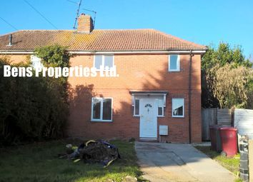 Thumbnail 3 bed semi-detached house for sale in Brent Gardens, Reading