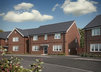 "4 bed detached house for sale in ""The Chedworth "" at Forge Wood, Crawley RH10"