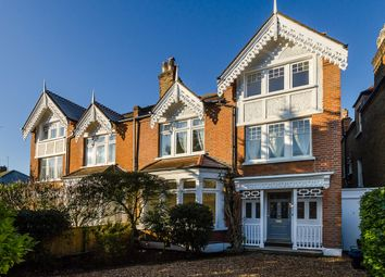 Thumbnail 5 bed semi-detached house to rent in Waldegrave Road, Twickenham