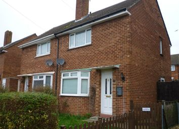 Thumbnail 2 bedroom semi-detached house to rent in Shelley Avenue, Portsmouth
