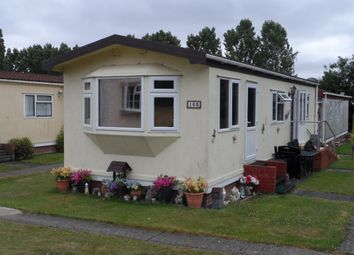 Thumbnail 1 bedroom mobile/park home for sale in St Osyth Road, Little Clacton
