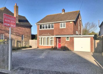4 bed detached house for sale in Knights Bank Road, Hill Head, Fareham PO14