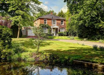 Thumbnail 4 bed detached house for sale in Coombe House Chase, New Malden