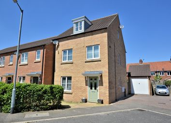 Thumbnail 4 bed town house to rent in Cygnet Road, Dereham