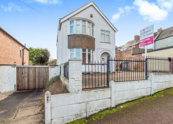 Thumbnail 3 bed detached house for sale in Regent Street, Kimberley, Nottingham