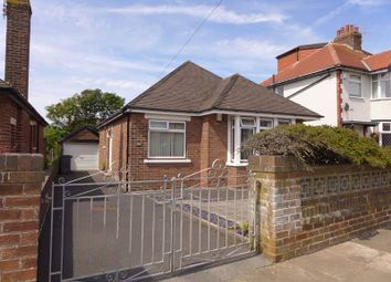 Thumbnail 2 bedroom detached bungalow for sale in Cambray Road, Blackpool
