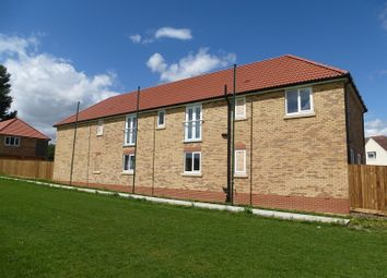 Thumbnail 2 bed flat for sale in Cricketfield Lane, Ramsey, Huntingdon