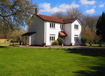 Thumbnail 4 bed country house for sale in Alton Parva, Figheldean, Salisbury