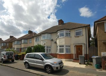 Thumbnail 3 bed semi-detached house for sale in Chalfont Avenue, Wembley, Middlesex