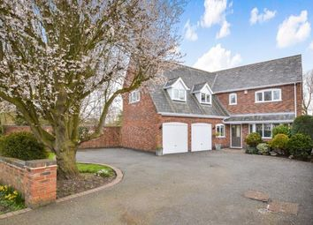 Thumbnail 5 bed detached house for sale in Welford Road, Wigston, Leicestershire