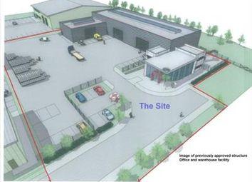 Thumbnail Land for sale in Plot Of Land, Shipston Business Village, Tilemans Lane, Shipston-On-Stour