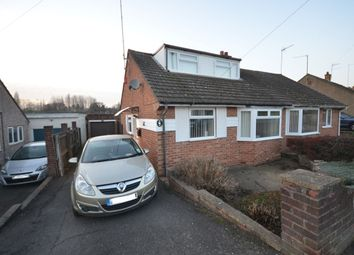 Thumbnail 2 bed semi-detached house to rent in Greenview Drive, Links View, Northampton