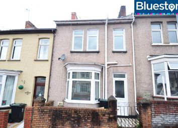 Thumbnail 3 bed terraced house for sale in Redland Street, Newport