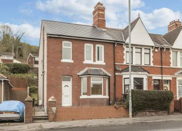 Thumbnail 3 bedroom terraced house for sale in Chepstow Road, Newport