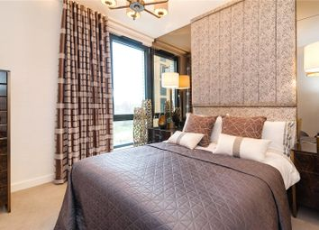 Thumbnail 3 bed flat for sale in Regalia Point, Palmers Road, Bethnal Green
