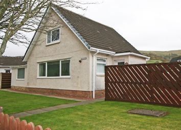 Thumbnail 2 bed detached house for sale in Glen Aveneu, Largs