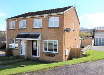 Thumbnail 3 bed semi-detached house for sale in Shelley Close, Penistone, Sheffield