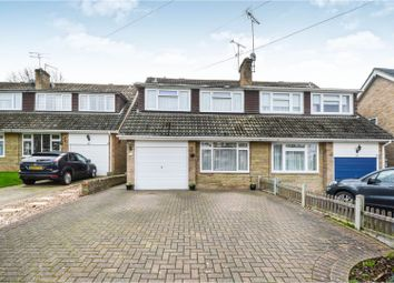 Thumbnail 4 bed semi-detached house for sale in Vine Way, Brentwood