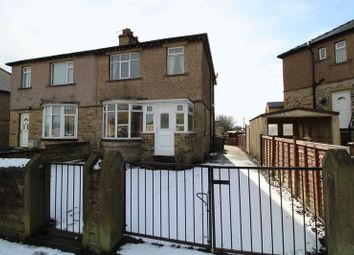 Thumbnail 3 bed semi-detached house to rent in New Hey Road, Marsh