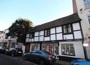 Thumbnail Retail premises for sale in 27 Friar Street, Worcester, Worcestershire
