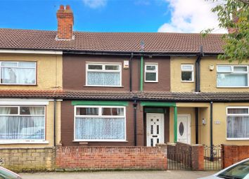 Thumbnail 3 bed terraced house for sale in Newcomen Street, Hull, East Yorkshire
