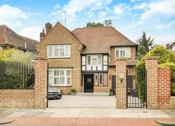 Thumbnail 4 bed detached house for sale in Beechwood Avenue, Finchley N3,