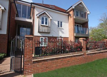 Thumbnail 2 bed flat for sale in Manor Road, Chigwell